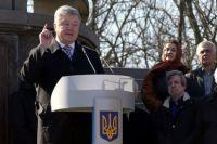 Патрушев предупредил о риске распада Украины при переизбрании Порошенко