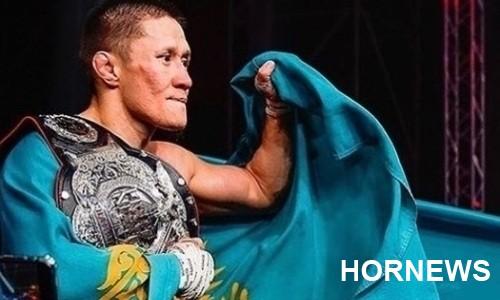Жалгас Жумагулов получил рождественское сообщение от своего соперника по UFC