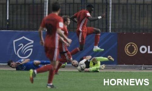 Российский клуб с казахстанцем в составе не смог победить в четвертом матче чемпионата подряд