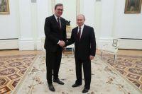 МИД России прокомментировал внутриполитическую ситуацию в Сербии