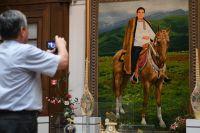 Бывший президент Киргизии сложил с себя полномочия лидера партии